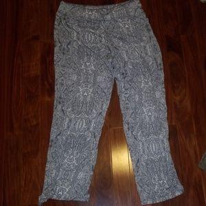 Tahari Pajama pants